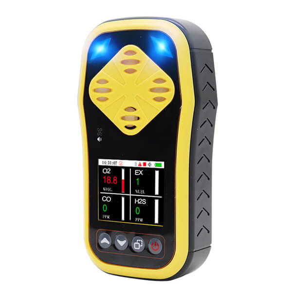 4 gas detector
