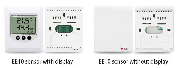two types of temperature and humidity sensor EE10