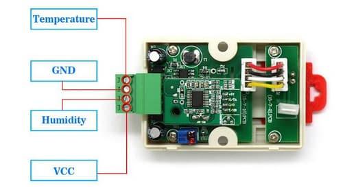 modbus rtu temperature sensor