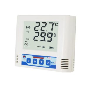 temperature and humidity recorder with RS485