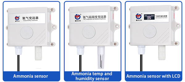 ammonia sensor