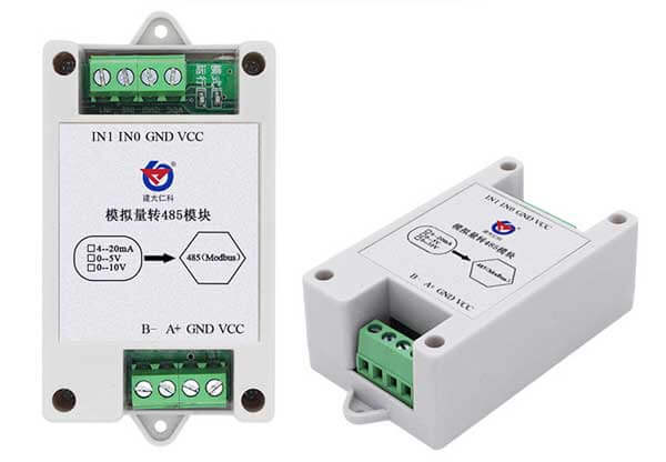 analog to rs485 converter