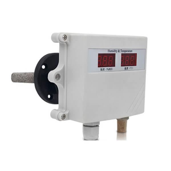 duct temperature humidity sensor