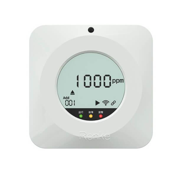 single gas monitor