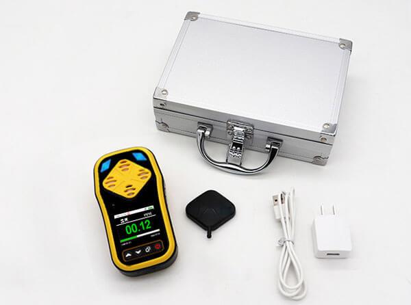 portable ozone meter