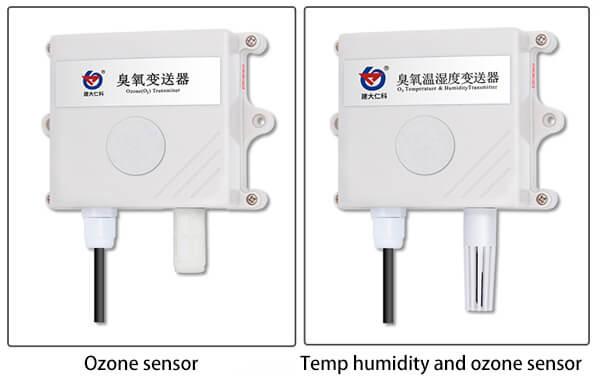 ozone sensor types