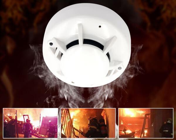 smoke detector photo