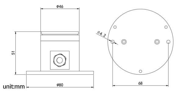 solar radiation sensor details