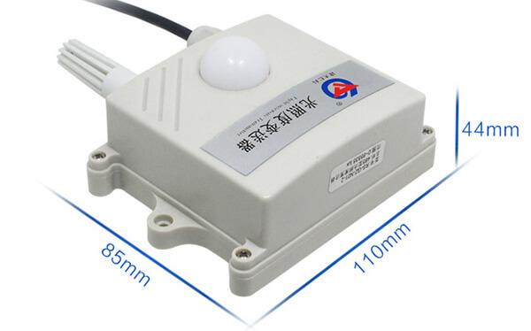 Illumination sensor size