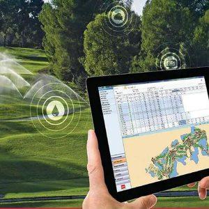 soil moisture sensor for irrigation